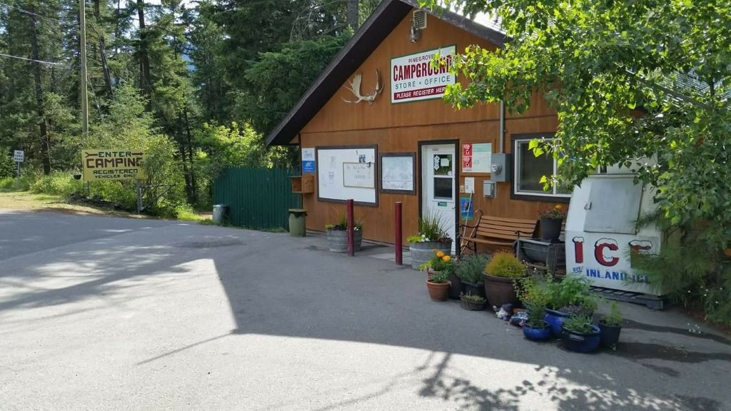 Pinegrove Campground Office & Store
